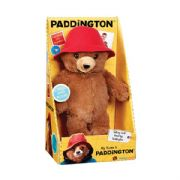 Talking My Name Is Paddington Plush Toy